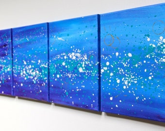 Multiple Canvas Painting Commission