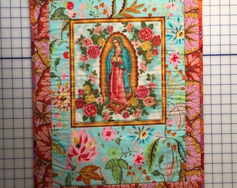 Virgin of Guadalupe Wall Hanging
