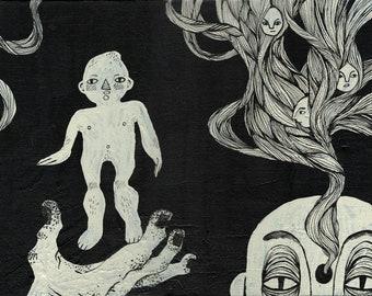 Embodiment - Original Print