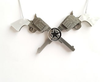 Revolvers Necklace