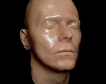 David Bowie Life Cast Lifesize The Hunger Figure Movie Vintage decorative wall art