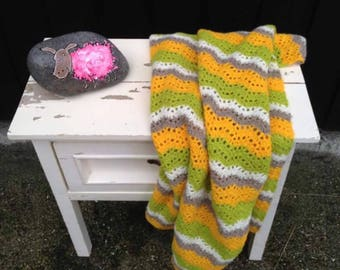 Baby blanket wrap