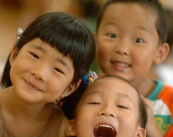 Korean Kids, Gonjiam South Korea