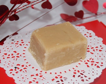 Peanut butter fudge - One pound, Homemade, edible gift, made to order, Valentine's Day gift, teacher's gift, Peanut butter lover's gift