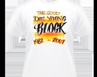 Custom The good die young memorial t shirt, Personalized Rest In Peace shirt, Rest in Heaven shirt, RIP t shirt, The good die young shirt,