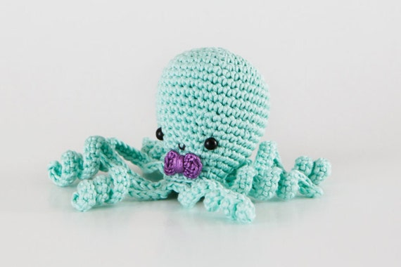 Easy Amigurumi Octopus : Amigurumi pattern sailor octopus on luulla