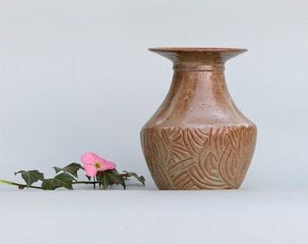 Vintage - mid century ceramic vase ceramic vase