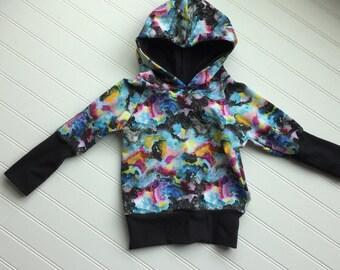Grow hoodies