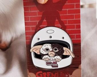Gremlins Gizmo retro 80s pin