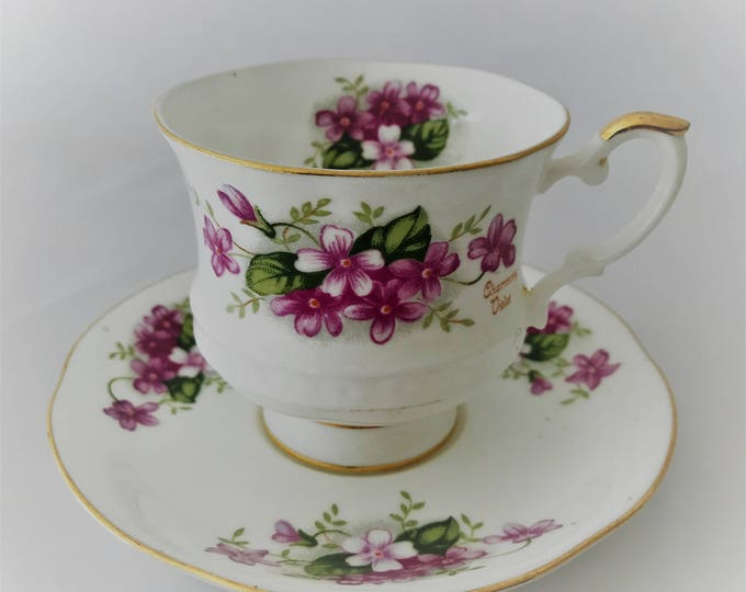 Royal Ascot Cup and saucer fine bone china