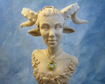 Spring Faun -  Resin Kit inspired by Greek Mythology