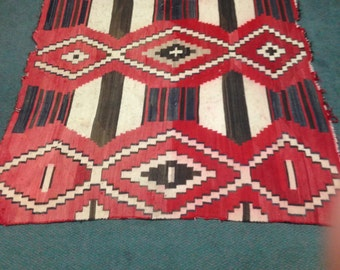 Navajo Blanket Phase 3