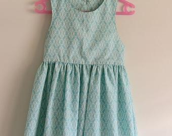 Girl's Tea Party Dress  size 3