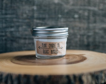 Lilac Bushes - Scented Soy Candle 3oz