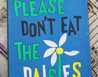 Please Don't Eat the Daises by jean Kerr 1950s book club edition