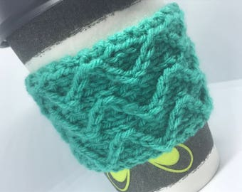 The Carli Coffee Cozy