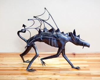 Iron animal/devil/dragon - unique like no other