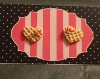Great Valentine hearts earrings