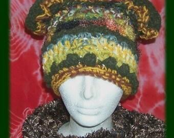 Pigtails Crochet Hat Pattern