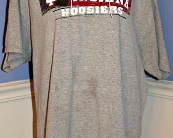 Indiana University Lace Up T-Shirt