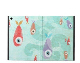 iPad Air Case by Rupydetequila - Underwater Fishes