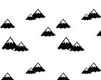 Black Mountains Changing Pad Cover