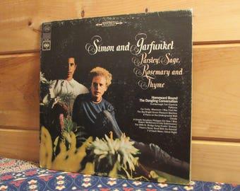 Simon And Garfunkel - Parsley, Sage, Rosemary And Thyme
