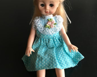 1978 Vintage The World Of Ginny Vogue Doll