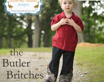 BG Originals the Butler Britches pdf pattern