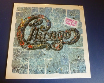 Chicago 18 Vinyl Record 1-25509 Warner Brothers Records 1986