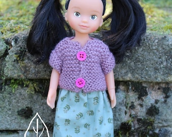 Repainted doll 113 by EvergreenDollsCo - OOAK made under rescued doll