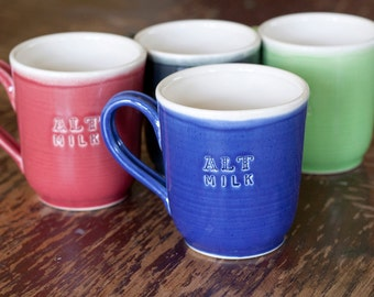 Vegan Dish -  ALT Milk Mug