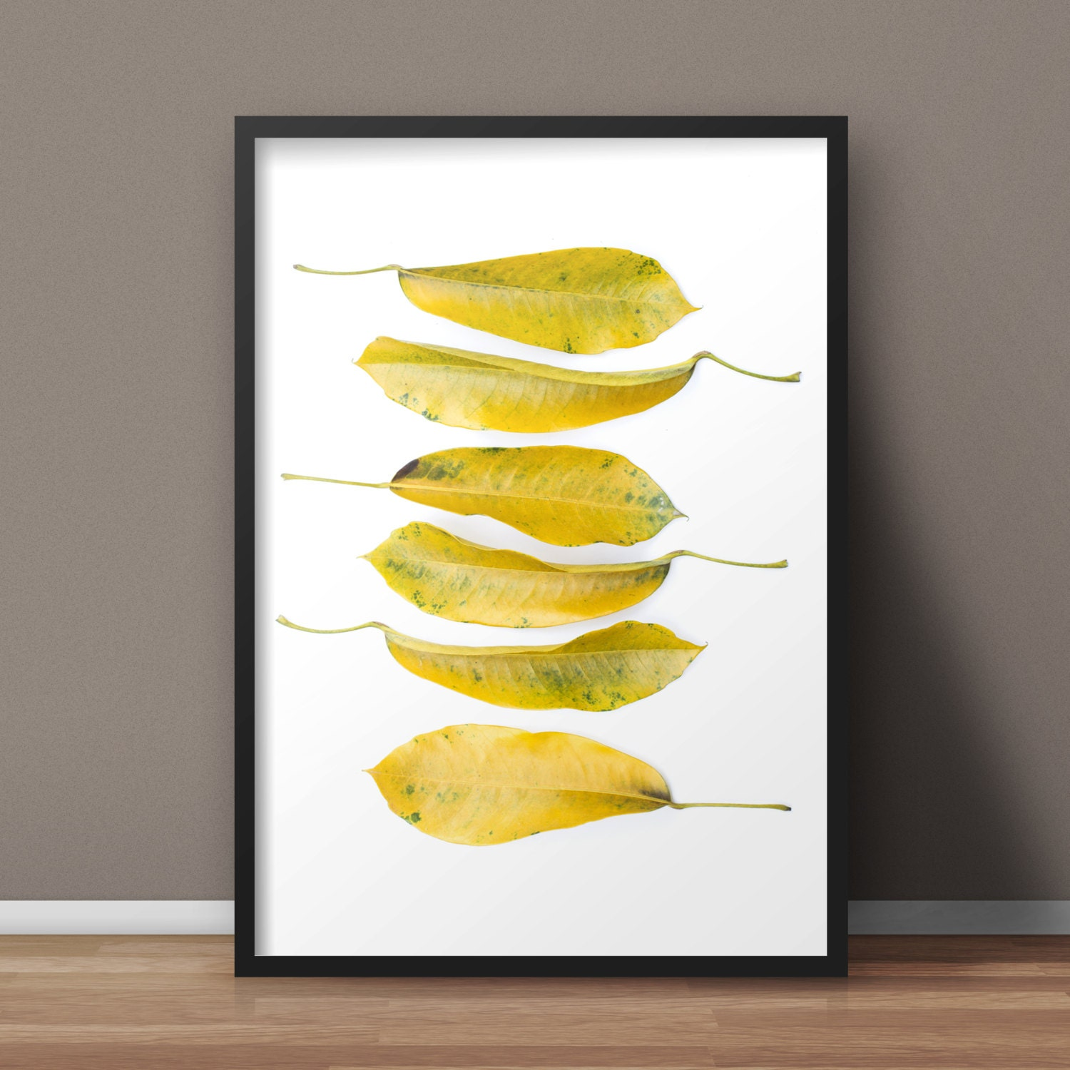 Pretty Leaves Wall Art Photos - The Wall Art Decorations ...