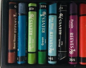 Reeves pastels gently used