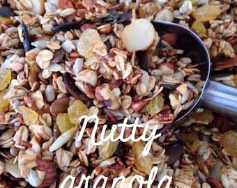 Nutty Granola