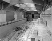 old Cass Tech swimming po...