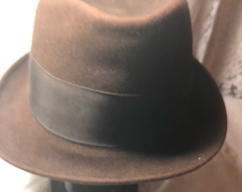 Nice Brown  Citation Master Crafted Hat