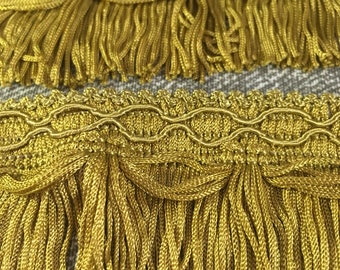 Vintage upholstery trim 1970s stock clearance - 2m lengths