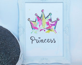 Art Print - Princess