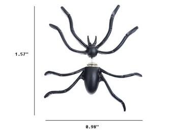 Spider earring (s)