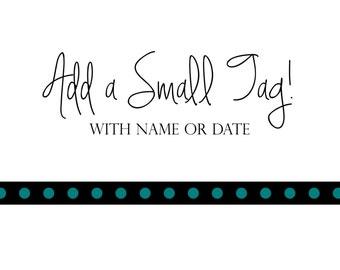 Add a Small Tag