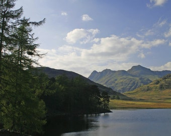 Landscape Photography, Lake District Photo, Landscape Picture, Fine Art Print, Fine Art Photography, Lake District National Park