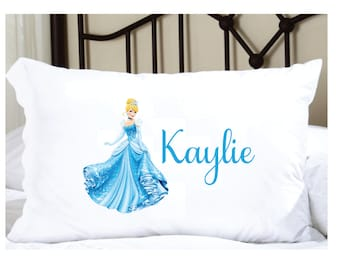 Personalized Pillow Case for Kids