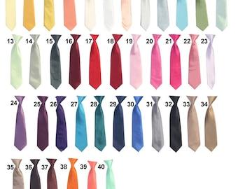 Boys Easywear Necktie Tie