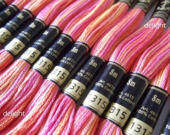 Anchor Thread 1315 Multi Colour 6 Strand Floss / Skeins