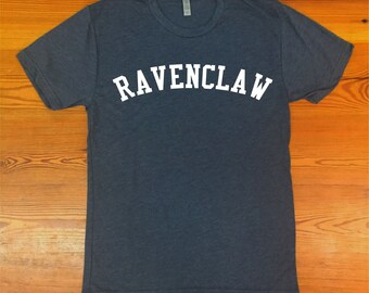 Harry Potter - Ravenclaw Varsity triblend tshirt