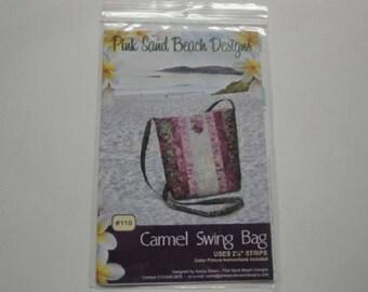 "Pink Sand Beach Designs ""Carmel Swing Bag"" pattern"