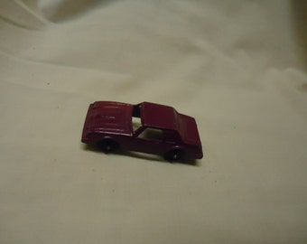 Vintage Tootsietoy Monza Toy Car, collectable, USA