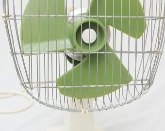 Xpelair Taurus 1970s Desk Fan
