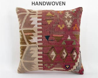 outdoor pillow kilim pillow cover boho wedding gift decorative pillows for patio furniture pillows 000876 Mothers Day Gift For Mom